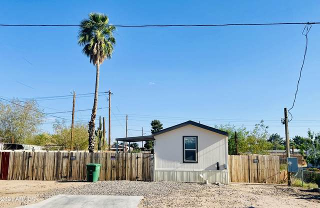 9707 E Butternut Avenue, Mesa, AZ 85208 (MLS #6235707) :: The Laughton Team