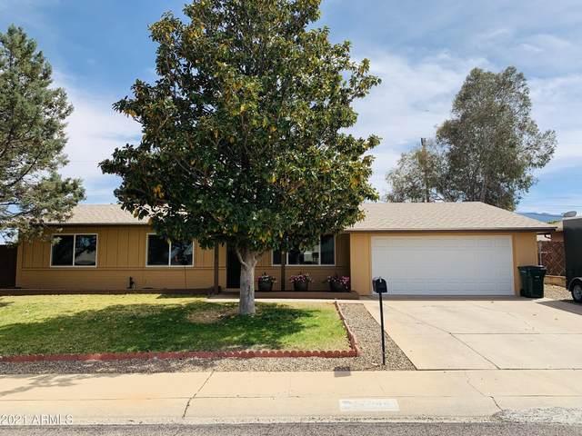 2532 E Mockingbird Drive, Sierra Vista, AZ 85635 (#6235721) :: Long Realty Company