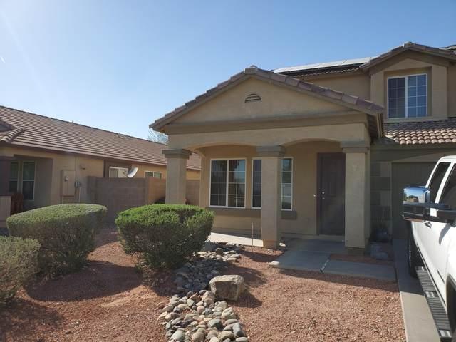 24218 W Lasso Lane, Buckeye, AZ 85326 (MLS #6235722) :: Yost Realty Group at RE/MAX Casa Grande