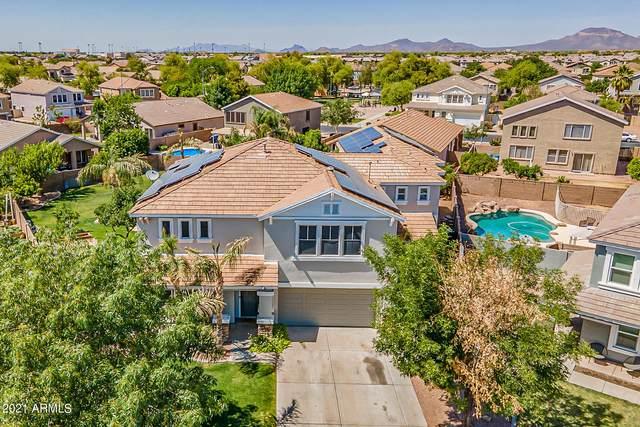 2944 S Sabrina Circle, Mesa, AZ 85212 (MLS #6235724) :: Yost Realty Group at RE/MAX Casa Grande