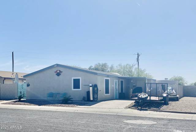 56 N Sycamore Street, Florence, AZ 85132 (MLS #6235726) :: Service First Realty