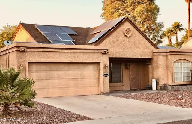 1026 E Oraibi Drive, Phoenix, AZ 85024 (MLS #6235729) :: Yost Realty Group at RE/MAX Casa Grande