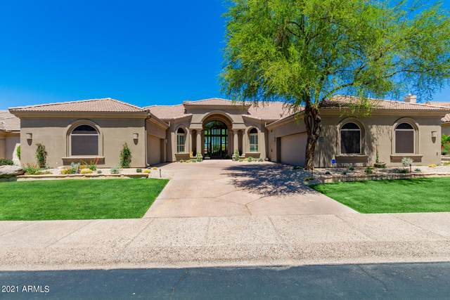 11768 E Arabian Park Drive, Scottsdale, AZ 85259 (MLS #6235752) :: Yost Realty Group at RE/MAX Casa Grande