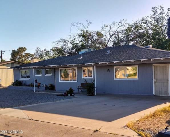 550 N Spencer, Mesa, AZ 85203 (MLS #6235758) :: Arizona 1 Real Estate Team