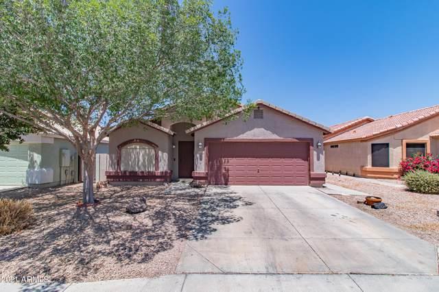 1214 E Elm Road, San Tan Valley, AZ 85140 (MLS #6235760) :: Arizona 1 Real Estate Team