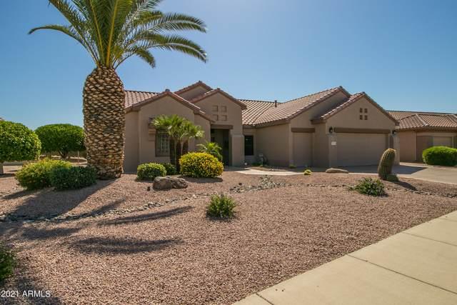 18321 N Key Estrella Drive, Surprise, AZ 85374 (MLS #6235790) :: Long Realty West Valley