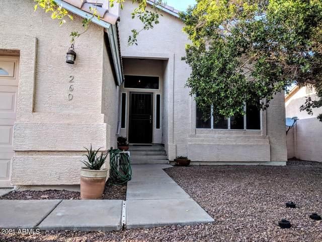 260 W Baylor Lane, Gilbert, AZ 85233 (MLS #6235805) :: Arizona 1 Real Estate Team