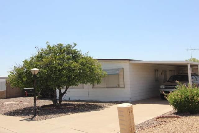 17208 N 66TH Terrace, Glendale, AZ 85308 (MLS #6235806) :: Jonny West Real Estate