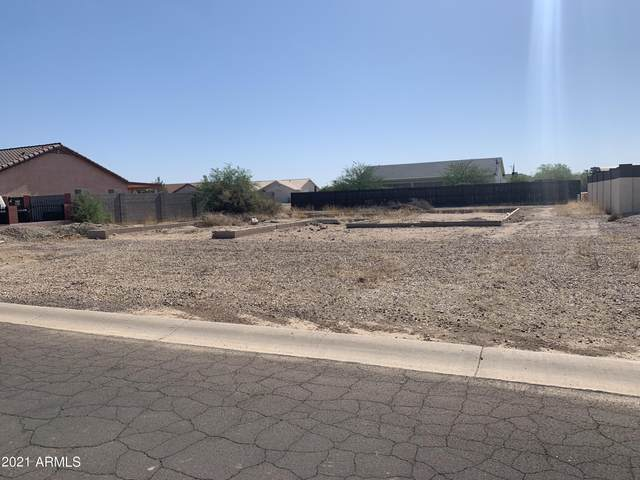 14381 S Diablo Road, Arizona City, AZ 85123 (MLS #6235826) :: Service First Realty