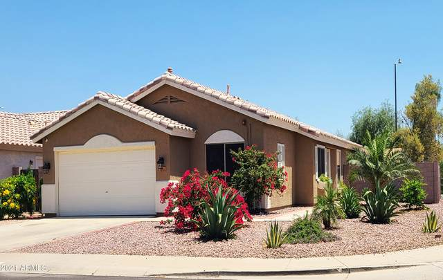 16511 N 87TH Drive, Peoria, AZ 85382 (MLS #6235829) :: Long Realty West Valley