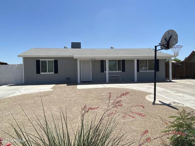 831 N 61ST Lane, Phoenix, AZ 85043 (MLS #6235830) :: The Newman Team