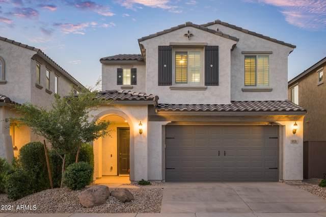 9526 E Trillium Avenue, Mesa, AZ 85212 (MLS #6235843) :: Yost Realty Group at RE/MAX Casa Grande