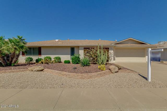 17811 N 130TH Drive, Sun City West, AZ 85375 (MLS #6235845) :: Long Realty West Valley