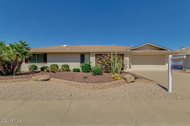 17811 N 130TH Drive, Sun City West, AZ 85375 (MLS #6235845) :: Zolin Group