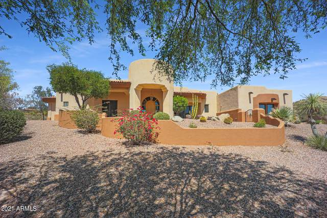 15104 E Westridge Drive, Fountain Hills, AZ 85268 (MLS #6235856) :: Zolin Group