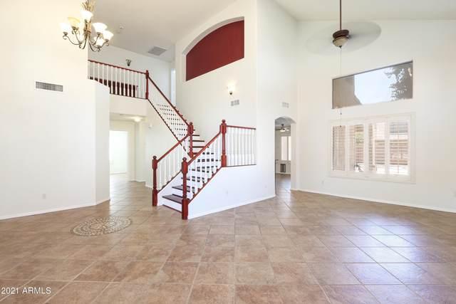 283 W Raven Drive, Chandler, AZ 85286 (MLS #6235866) :: Arizona 1 Real Estate Team