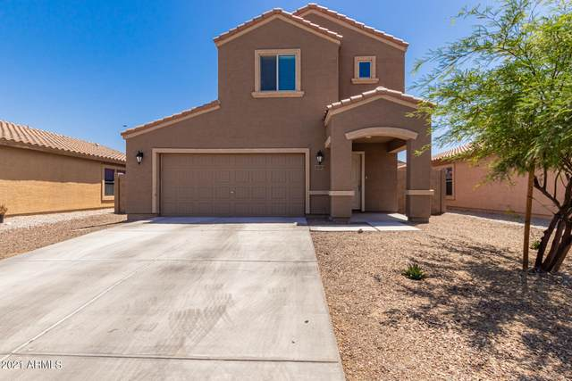 25415 W Lincoln Avenue, Buckeye, AZ 85326 (MLS #6235878) :: Balboa Realty