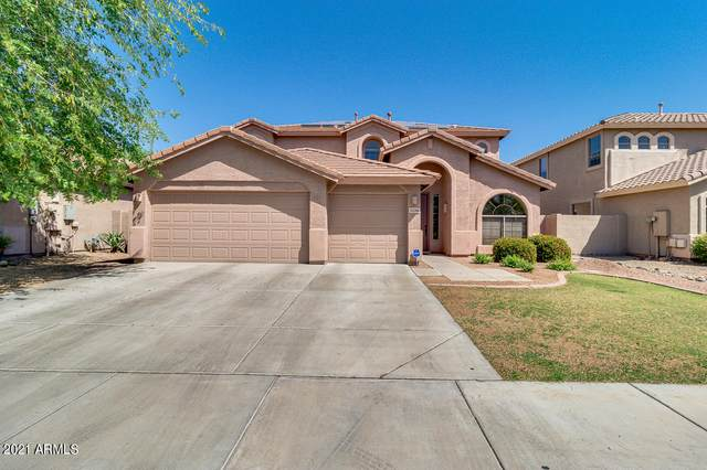 7238 W Sherri Jean Lane, Peoria, AZ 85382 (MLS #6235904) :: Yost Realty Group at RE/MAX Casa Grande