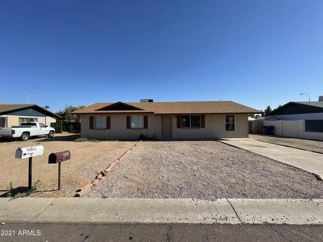 8043 E Jacob Avenue, Mesa, AZ 85209 (MLS #6235905) :: Arizona 1 Real Estate Team