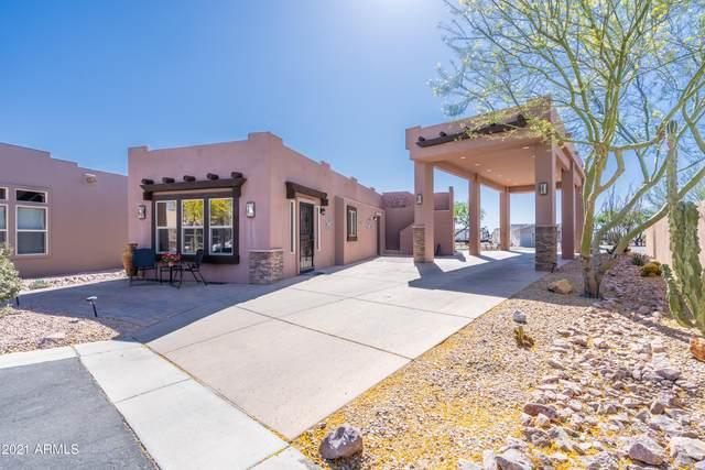 6601 E Us Highway 60 709 #709, Gold Canyon, AZ 85118 (MLS #6235918) :: The Ellens Team