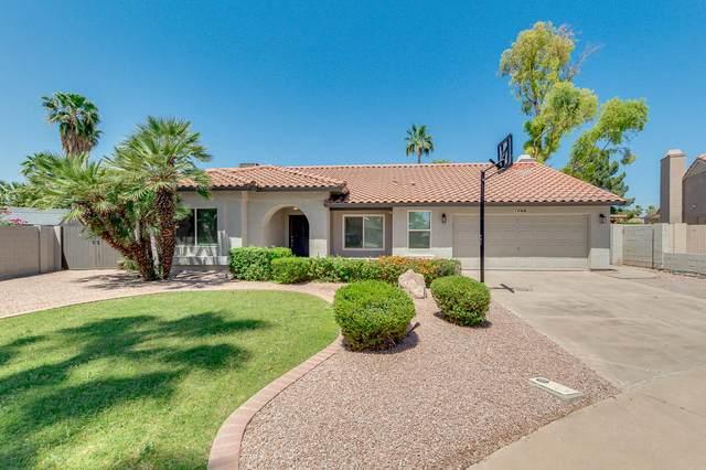 1988 N El Dorado Court, Chandler, AZ 85224 (MLS #6235928) :: Arizona 1 Real Estate Team