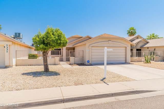 7327 N 69TH Drive, Glendale, AZ 85303 (MLS #6235929) :: The Luna Team