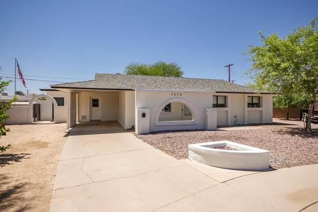 7520 E Beatrice Street, Scottsdale, AZ 85257 (MLS #6235934) :: Zolin Group