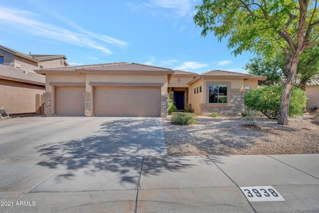 3938 E Dubois Avenue, Gilbert, AZ 85298 (MLS #6235935) :: Arizona 1 Real Estate Team