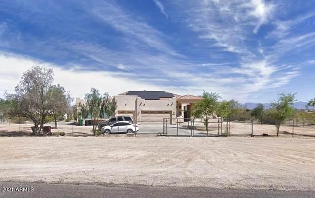 6808 W Hunt Highway, Queen Creek, AZ 85142 (MLS #6235945) :: Arizona 1 Real Estate Team