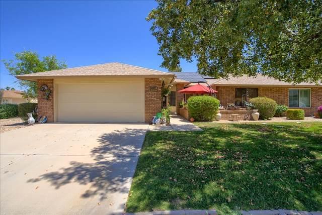 13054 W Tangelo Drive, Sun City West, AZ 85375 (MLS #6235956) :: Long Realty West Valley