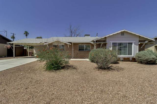 8522 E Virginia Avenue, Scottsdale, AZ 85257 (MLS #6235957) :: Arizona 1 Real Estate Team