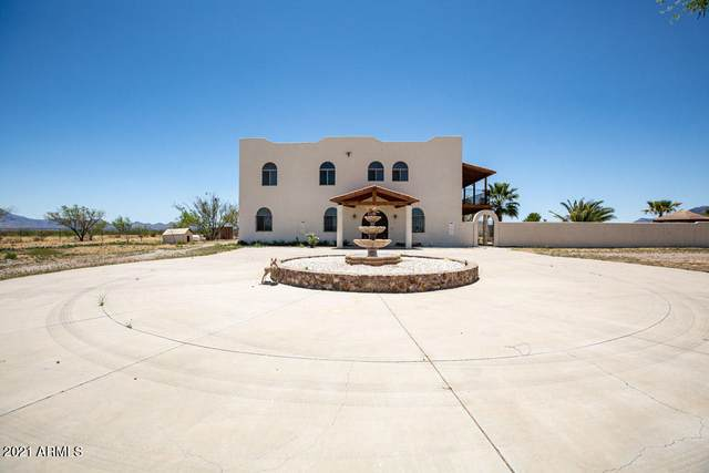 8790 E Cuervos Viejos Trail, Hereford, AZ 85615 (MLS #6235958) :: Sheli Stoddart Team | M.A.Z. Realty Professionals