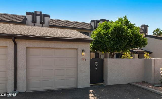 2338 W Lindner Avenue #22, Mesa, AZ 85202 (MLS #6235963) :: Arizona 1 Real Estate Team