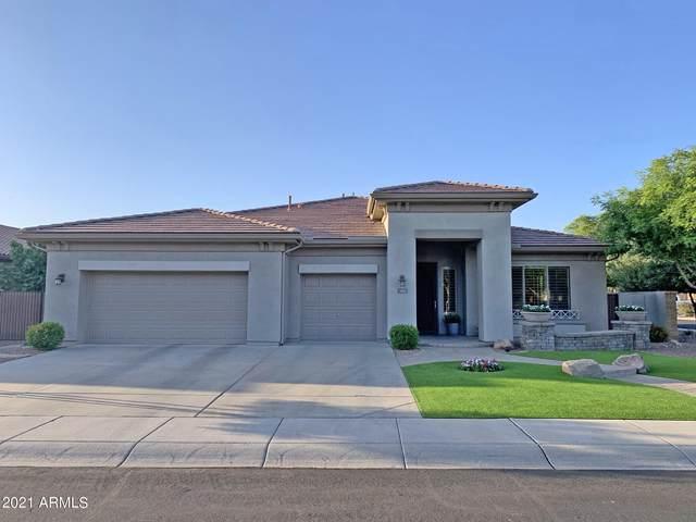 1022 W Spur Court, Gilbert, AZ 85233 (MLS #6235979) :: Arizona 1 Real Estate Team