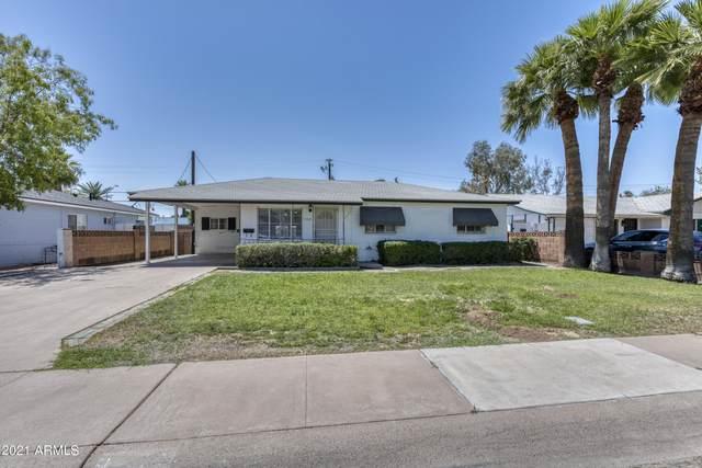 7629 E Verde Lane, Scottsdale, AZ 85251 (MLS #6236000) :: Zolin Group