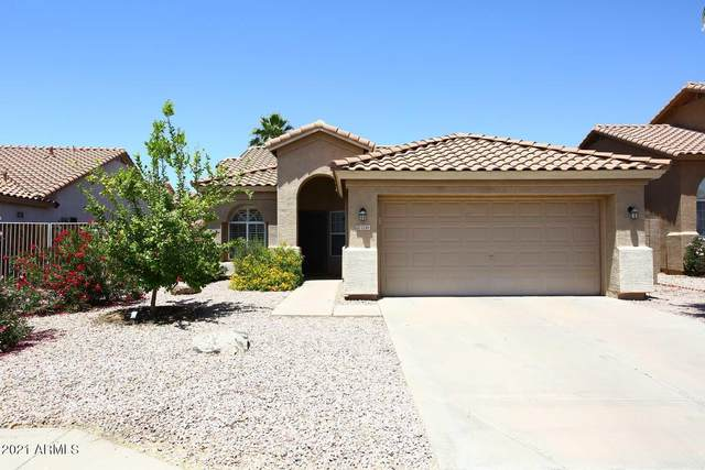 1230 W Geronimo Place, Chandler, AZ 85224 (MLS #6236015) :: The Helping Hands Team
