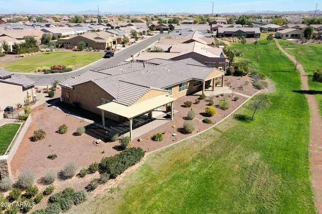 41735 W Summer Wind Way, Maricopa, AZ 85138 (MLS #6236027) :: ASAP Realty