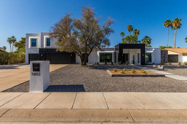 5802 E Corrine Drive, Scottsdale, AZ 85254 (MLS #6236031) :: Zolin Group