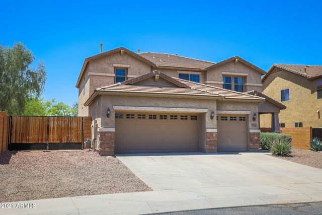 20768 N 260TH Lane, Buckeye, AZ 85396 (MLS #6236048) :: Nate Martinez Team
