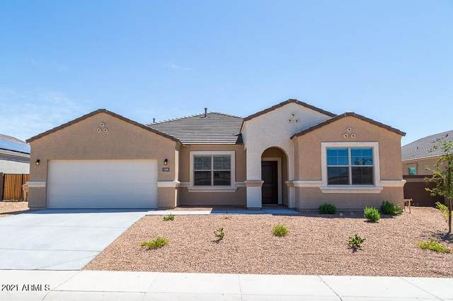 3529 N Brooklyn Drive, Buckeye, AZ 85396 (MLS #6236049) :: Sheli Stoddart Team | M.A.Z. Realty Professionals