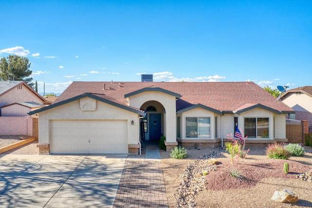 3289 Golden Eagle Drive, Sierra Vista, AZ 85650 (MLS #6236054) :: The Newman Team