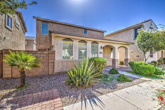 4362 E Carla Vista Drive, Gilbert, AZ 85295 (MLS #6236056) :: Executive Realty Advisors