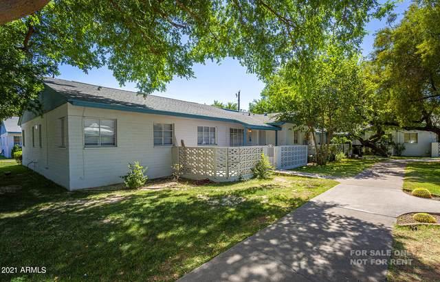 2977 N 19TH Avenue #28, Phoenix, AZ 85015 (MLS #6236058) :: The Newman Team