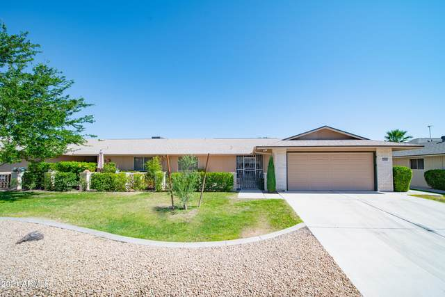 12834 W Shadow Hills Drive, Sun City West, AZ 85375 (MLS #6236069) :: The Newman Team