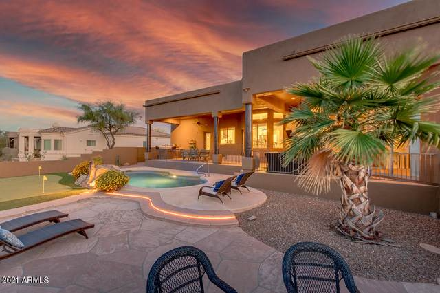 15152 E Westridge Drive, Fountain Hills, AZ 85268 (MLS #6236073) :: Zolin Group