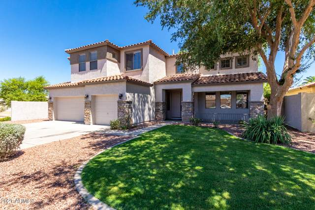 8230 W Wethersfield Road, Peoria, AZ 85381 (MLS #6236084) :: The Riddle Group