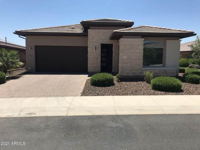 13329 W Eagle Ridge Lane, Peoria, AZ 85383 (MLS #6236092) :: Long Realty West Valley