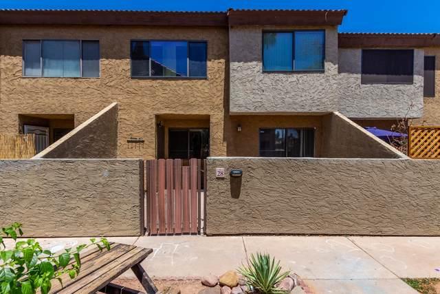 2121 S Pennington Street #28, Mesa, AZ 85202 (MLS #6236099) :: Arizona Home Group