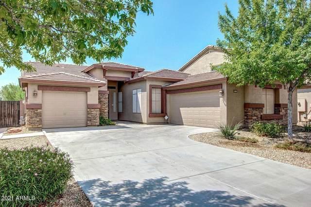 11009 W Madison Street, Avondale, AZ 85323 (MLS #6236114) :: Long Realty West Valley