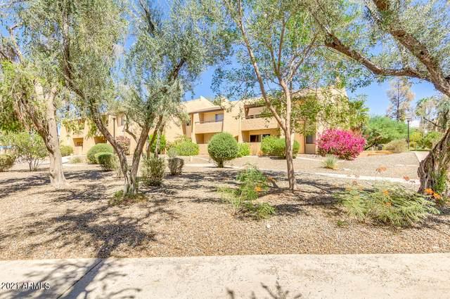 8055 E Thomas Road M302, Scottsdale, AZ 85251 (MLS #6236120) :: Service First Realty